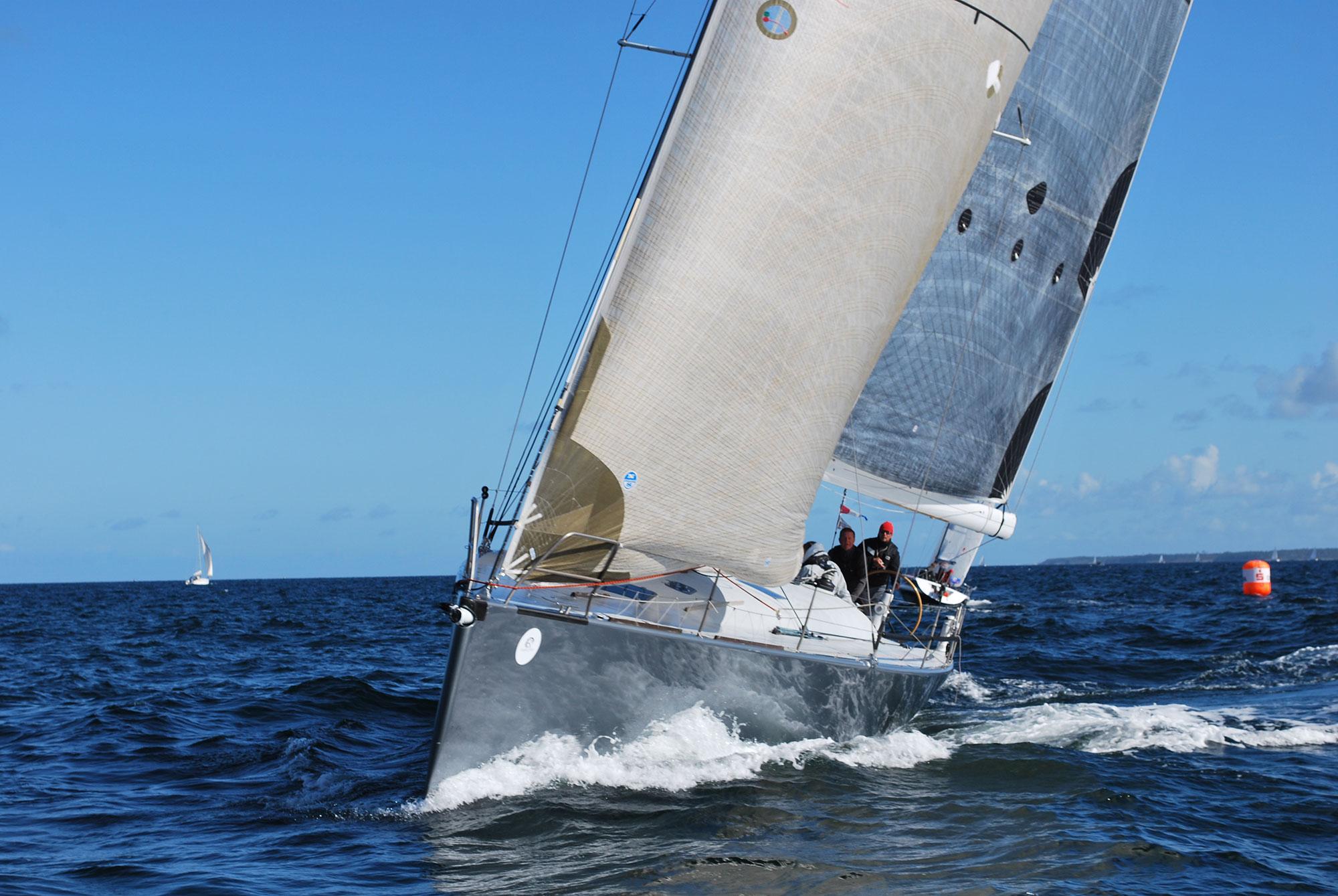 Sailing Deluxe Segeln Segelsport Ostsee Rostock Warnemünde