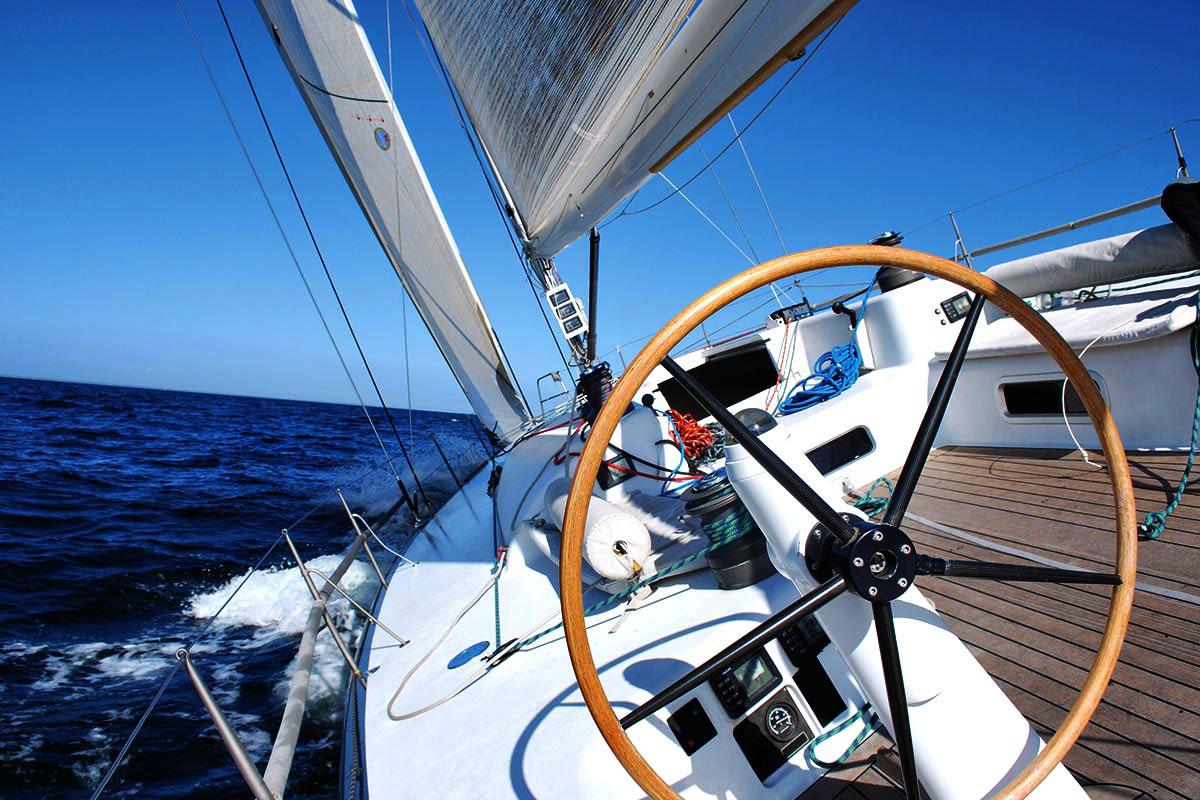 Sailing Deluxe Segelsport auf Ostsee Rostock Warnemünde