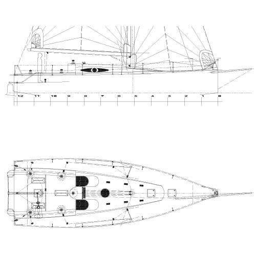 Sailing Deluxe Yachten Class40 Design Ostsee Segeltörn Chartern Törns Rostock