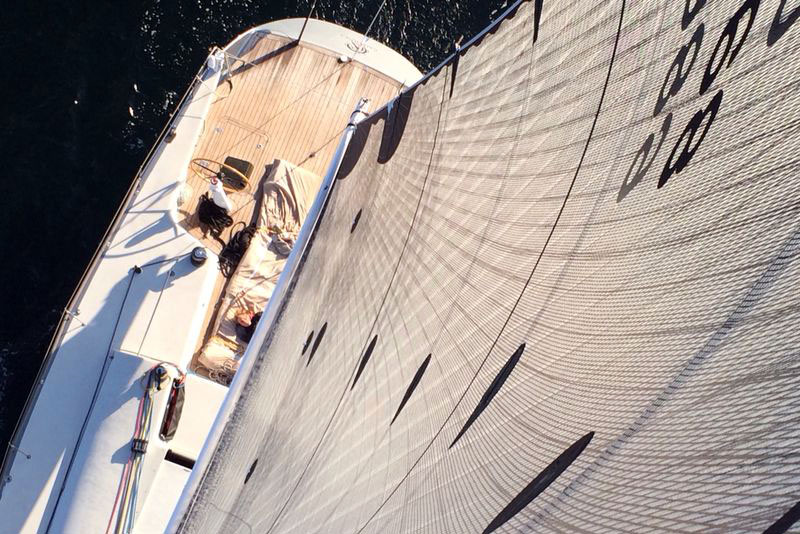 Day trip sailing trip sailing Rostock Warnemünde Sailing Deluxe Ember Sea
