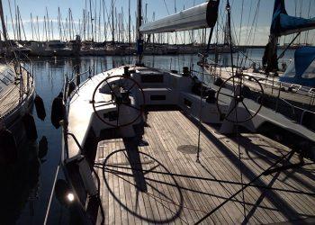 Sailing Deluxe Yachten Ember Se Design Chartern Törns Rostock Ostsee