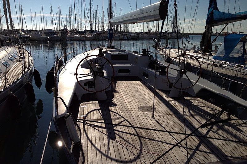 Sailing Deluxe Yachts Ember Sea Design Charter Trips Rostock Baltic Sea