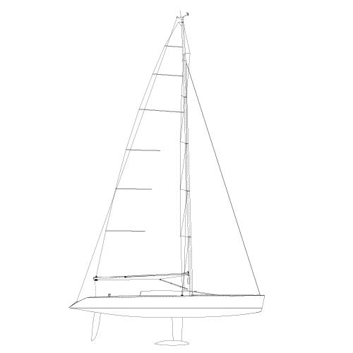 Sailing Deluxe Yachten Ember Sea Design Chartern Törns Rostock Ostsee