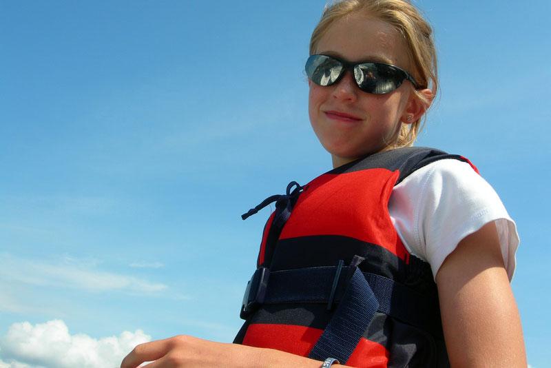 Segelschein Junior Kinder Segelschule Rostock Warnmünde Ostsee Mit Sailing Deluxe