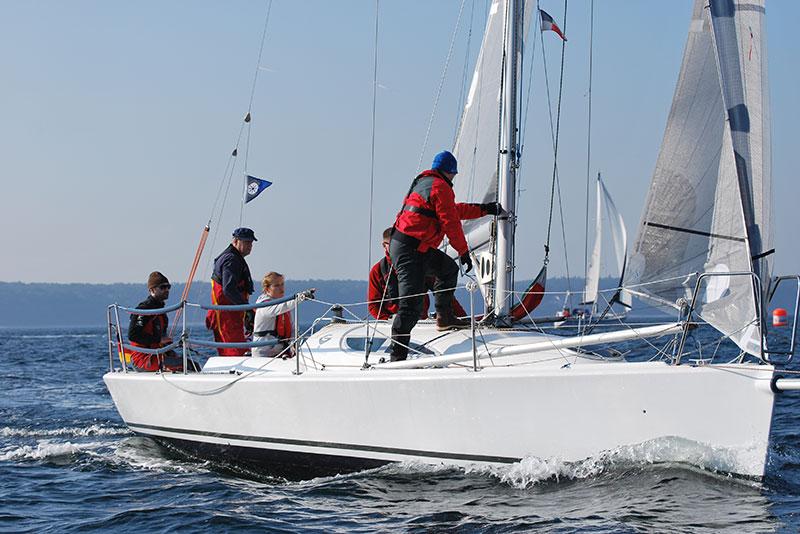 Sailing Deluxe Segelschule Skippertraining on the Baltic Sea Rostock Warnemünde