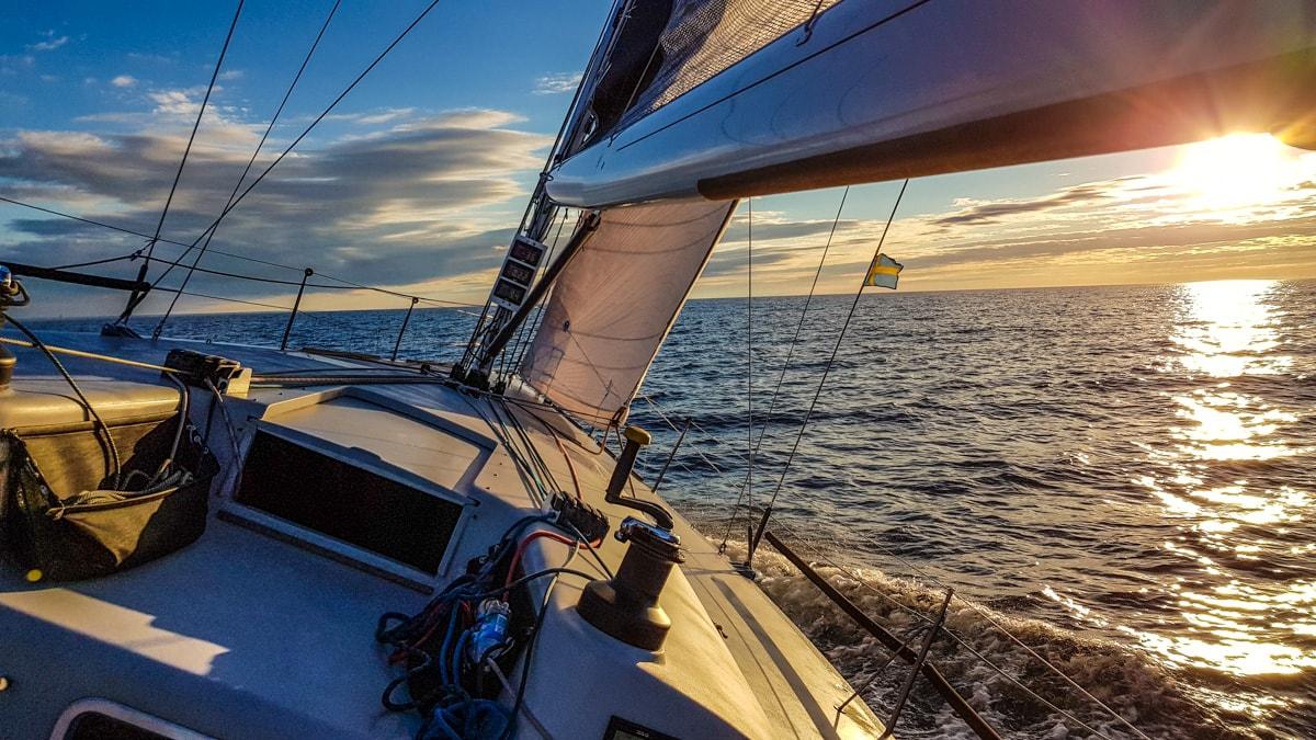 Sailing Deluxe. Segeln im Öresund