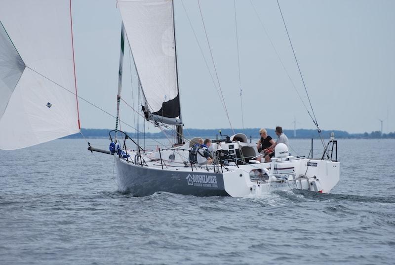 Sailing Deluxe Segeln Segeltörn mit der Class40 Mittelmeer Ostsee Rostock Warnemünde