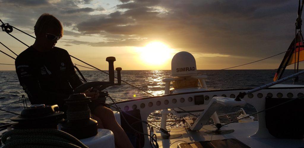 Segeltrip mit Sailing Deluxe von Malta nach Valencia