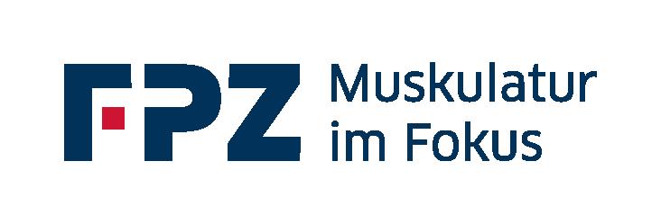 FPZ Logo Muskulatur im Fokus
